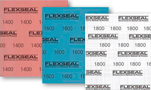 Materiales FLEXSEAL PTFE